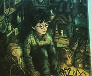 piedra, potter, and harry image