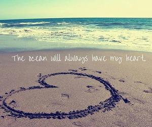 ocean, beach bum, and salt life image