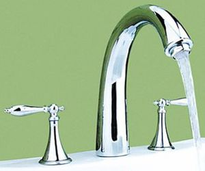 faucetsuperdeal, bathroom faucets, and waterfall faucets image
