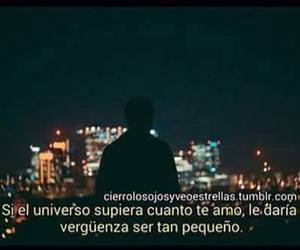 love, frases, and universo image