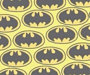 batman, wallpaper, and yellow image