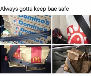 food, bae, and funny image