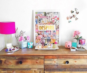 inspire, decor, and room image