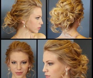 beautiful, hair, and gorgeous image