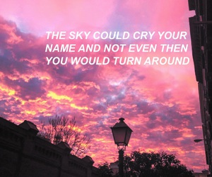aesthetic, arial, and clouds image