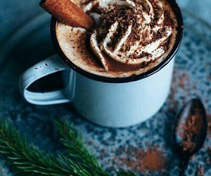 coffee, drink, and winter image