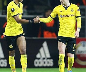 dortmund, reus, and marco image