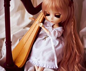 doll, pullip, and beautiful image