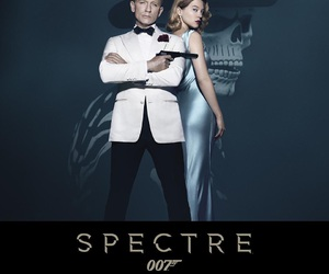 ben whishaw, daniel craig, and James Bond image