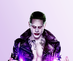 jared leto, joker, and suicide squad image