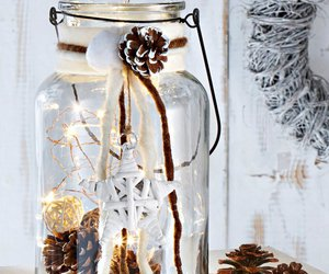 christmas, decoration, and lights image