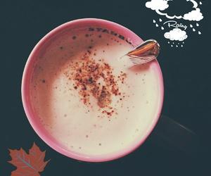 autumn, mug, and tea image