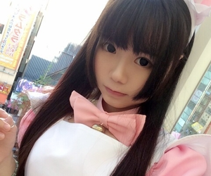 asian, cosplay, and girl image