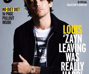 cover, 2015, and louis tomlinson image
