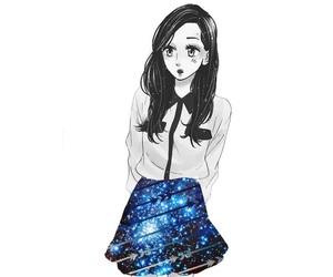 anime, mamura, and anime girl image