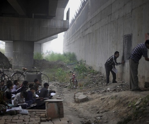 india, teaching, and photography image