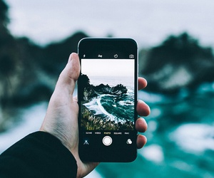 iphone, photo, and photograph image