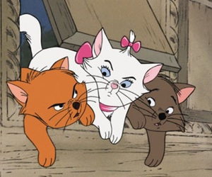 aristocats, movie, and cute image