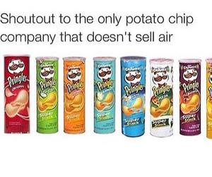 pringles, chips, and funny image