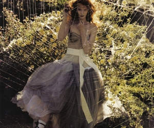 model, tim walker, and photography image