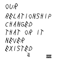 album, broken heart, and Drake image