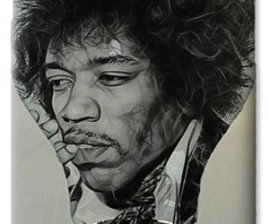 cool, music, and jimi hendrix experience image