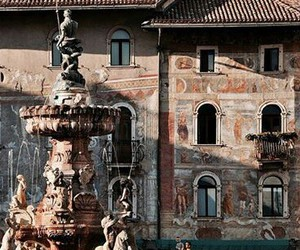 italy, vintage, and trento image