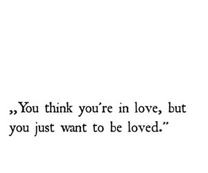 be, loved, and inlove image