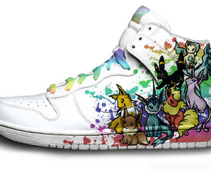 pokemon and shoes image