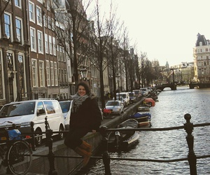 amsterdam, trip, and europe image