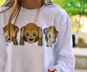 fashion, monkey, and style image