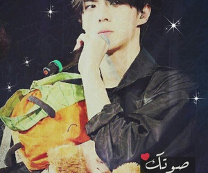 exo, كوريا, and sehun image