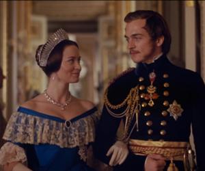 princess victoria, prince albert, and young victoria image