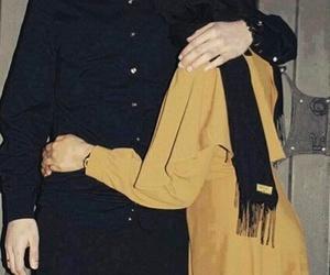 couple and hlel image