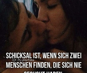 aww, couple, and sprüche image