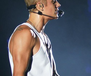 justin bieber, sexy, and believe tour image