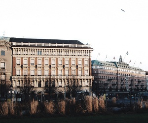 buildings, minimal, and stockholm image
