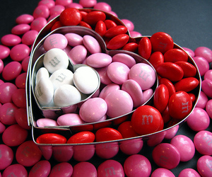 pink, red, and candy image