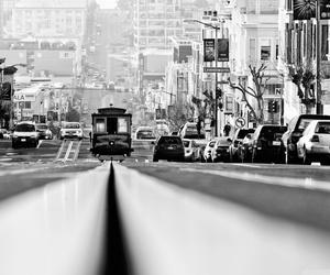 san francisco, city, and car image