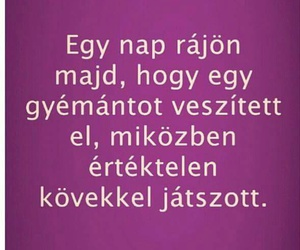 quotes, magyar, and love image