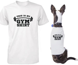 dog shirt, funny pet shirt, and puppy cloth image