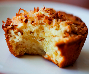muffin, snack, and dessert image