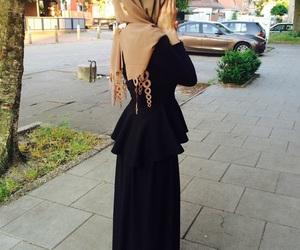 hijab, islam, and islamic image