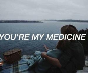 love, medicine, and grunge image