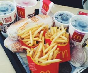 burgers and McDonalds image