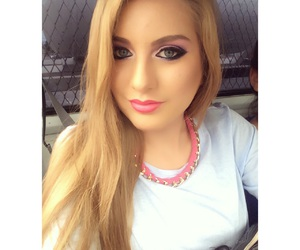 barbie, love it, and make up image