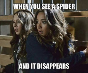pll, funny, and lol image