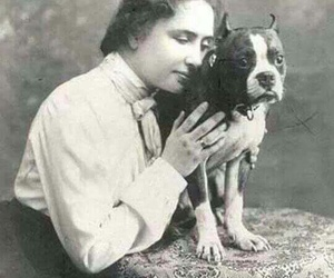 funny and helen keller image