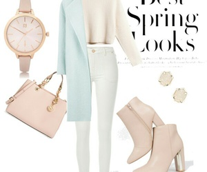 look, Polyvore, and kors image
