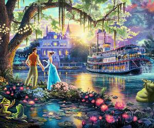 disney, princess, and illustration image